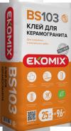 Клей для керамогораніту BS 103
