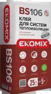 Клей для систем теплоизоляции BS106